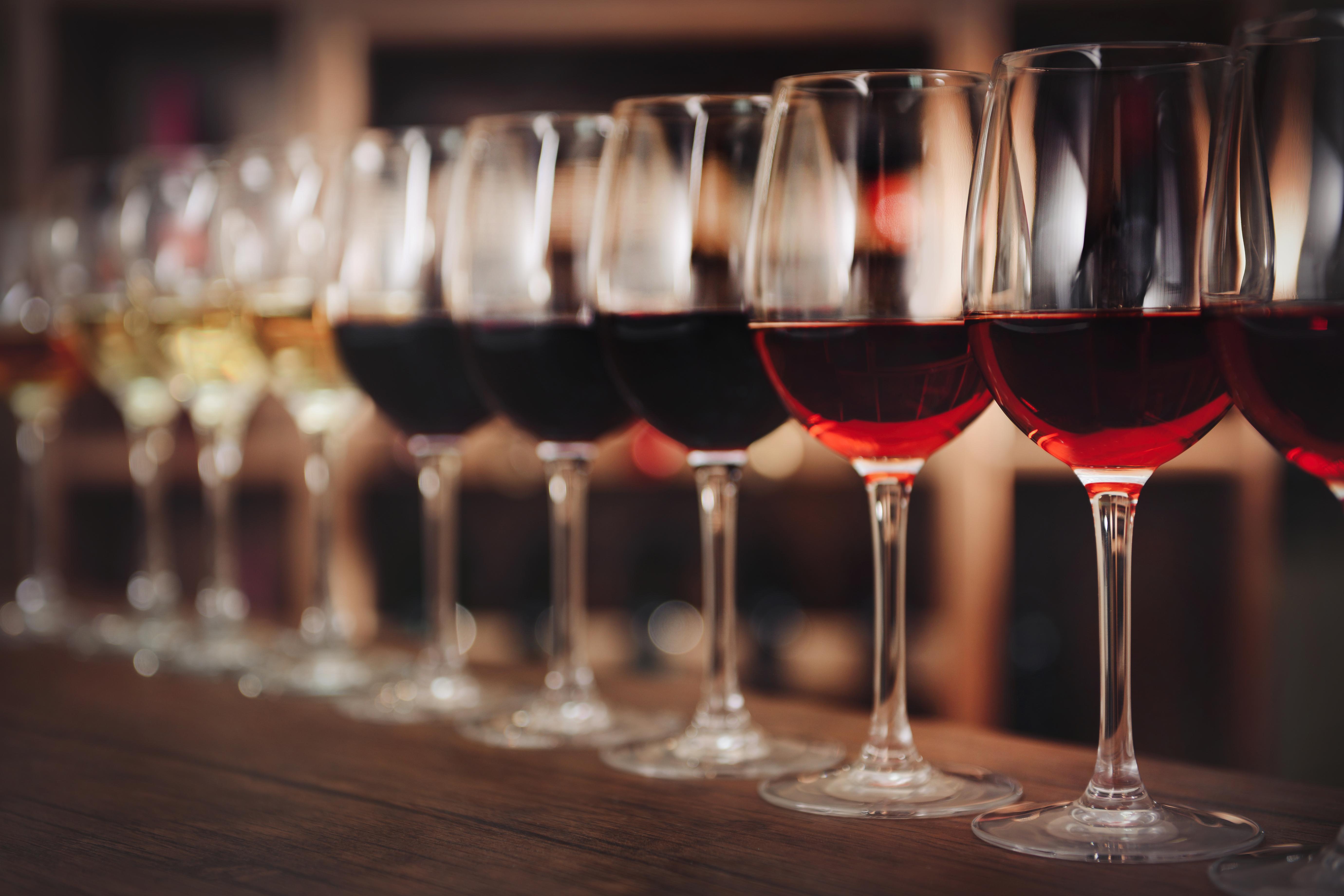 Wein-Degustation mit Peter Keller: Schweizer Spitzenweine