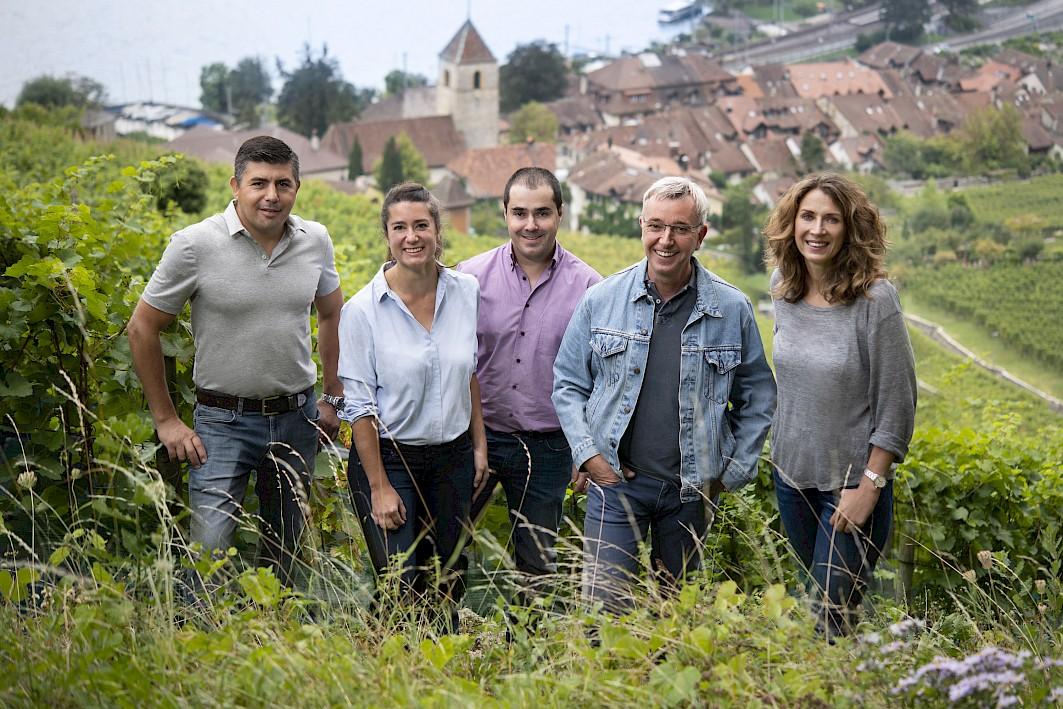 Gurtners Weinreise - Johanniterkeller Martin Hubacher