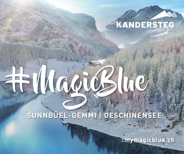 #MagicBlue - Der Erlebnispass für Schritte in der Stille