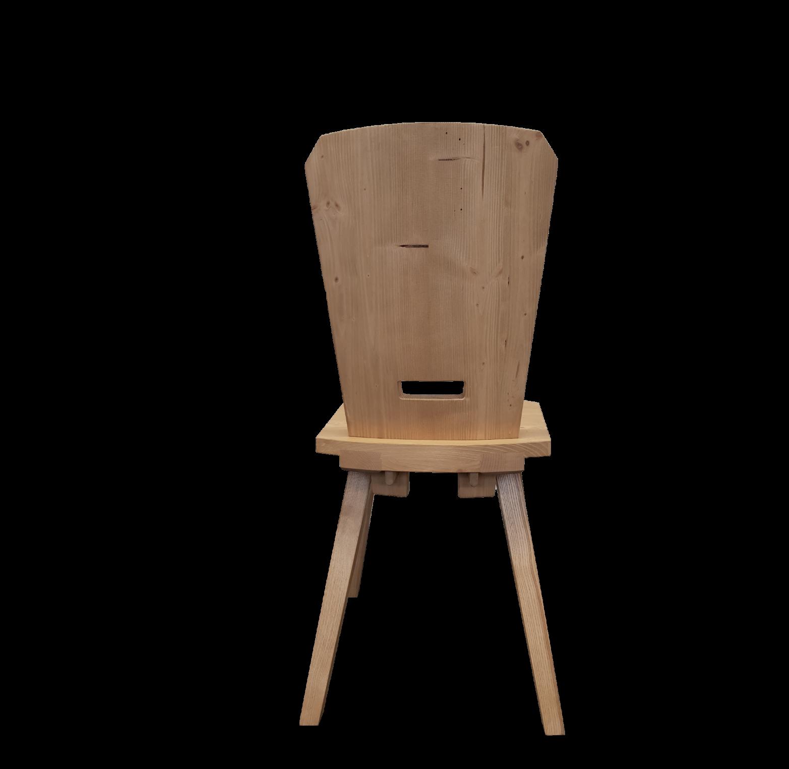 Dein persönlicher Stuhl im Chalet Max