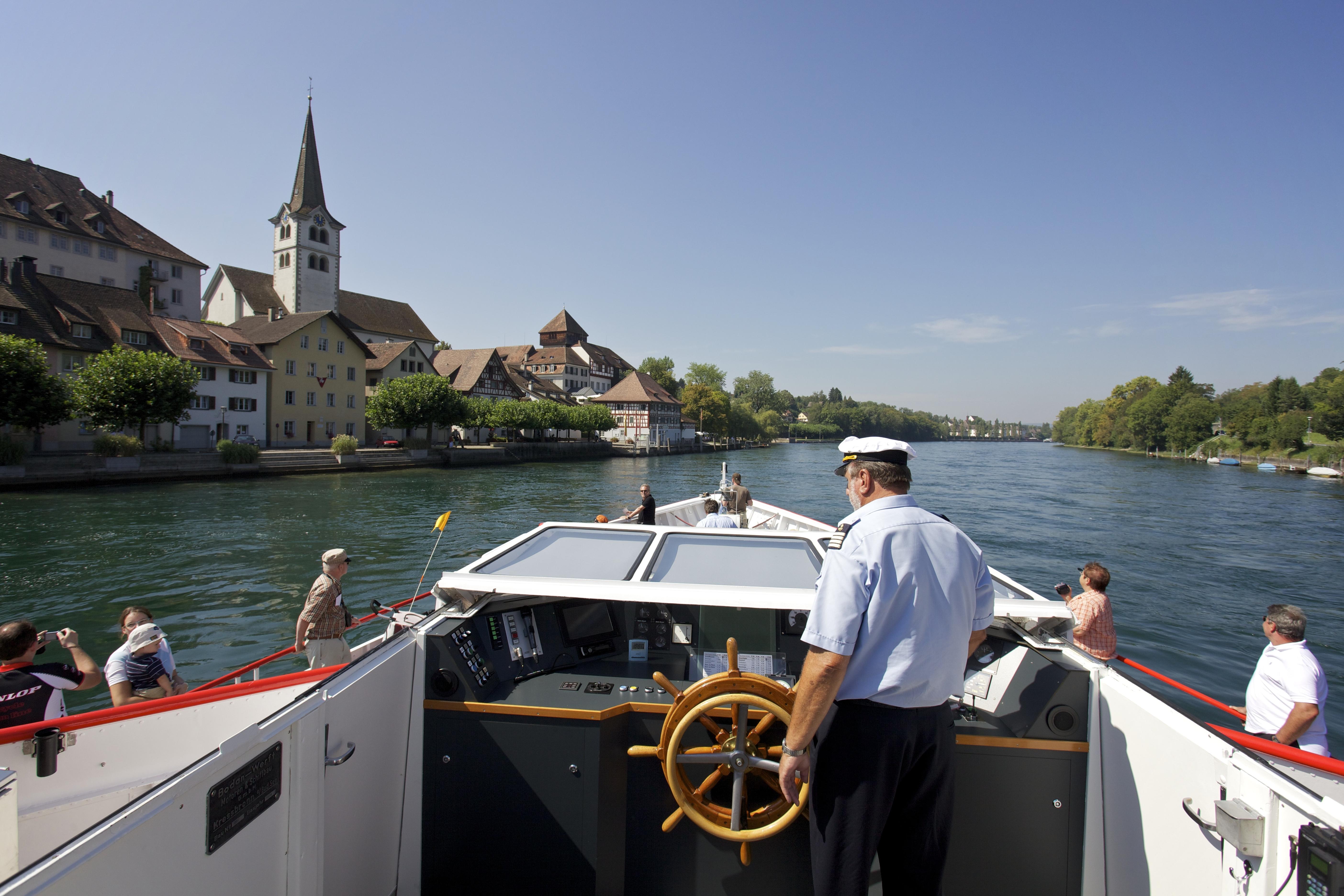 Grosse Rhein-Rundfahrt ab Stein am Rhein
