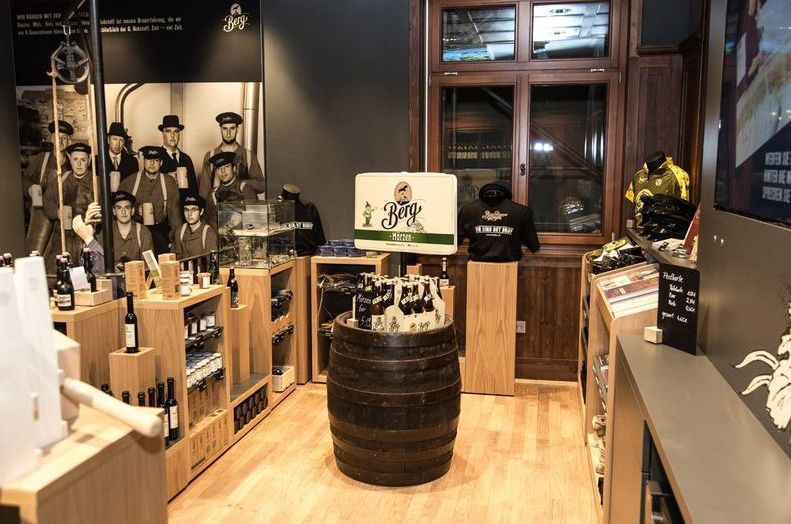 Unsere Produkte aus dem BrauereiLädele