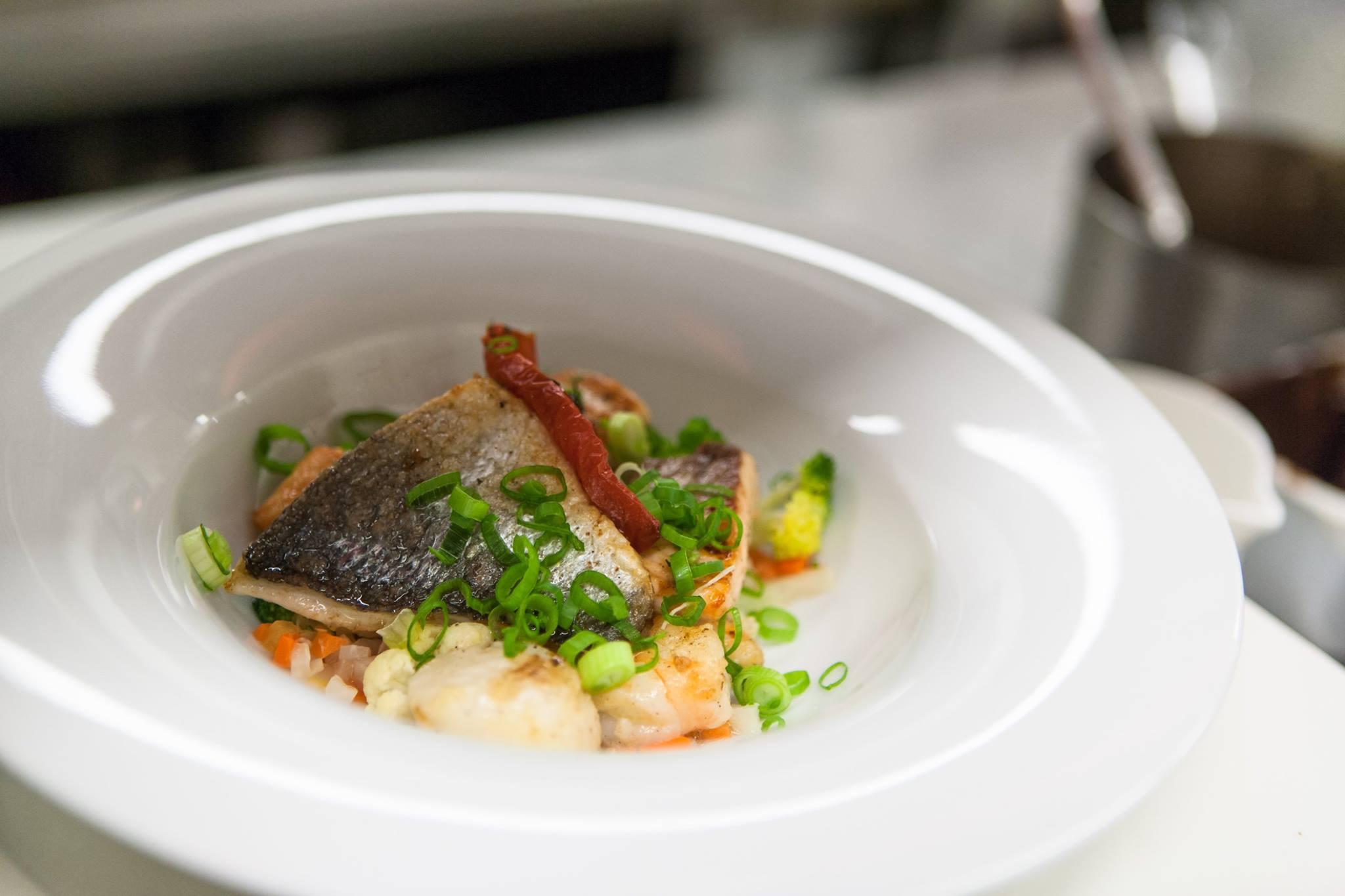 """FEINSCHMECKER - KOCHKURS """"Fisch und Meeresfrüchte """"einfach,luxuriös und genial"""""""