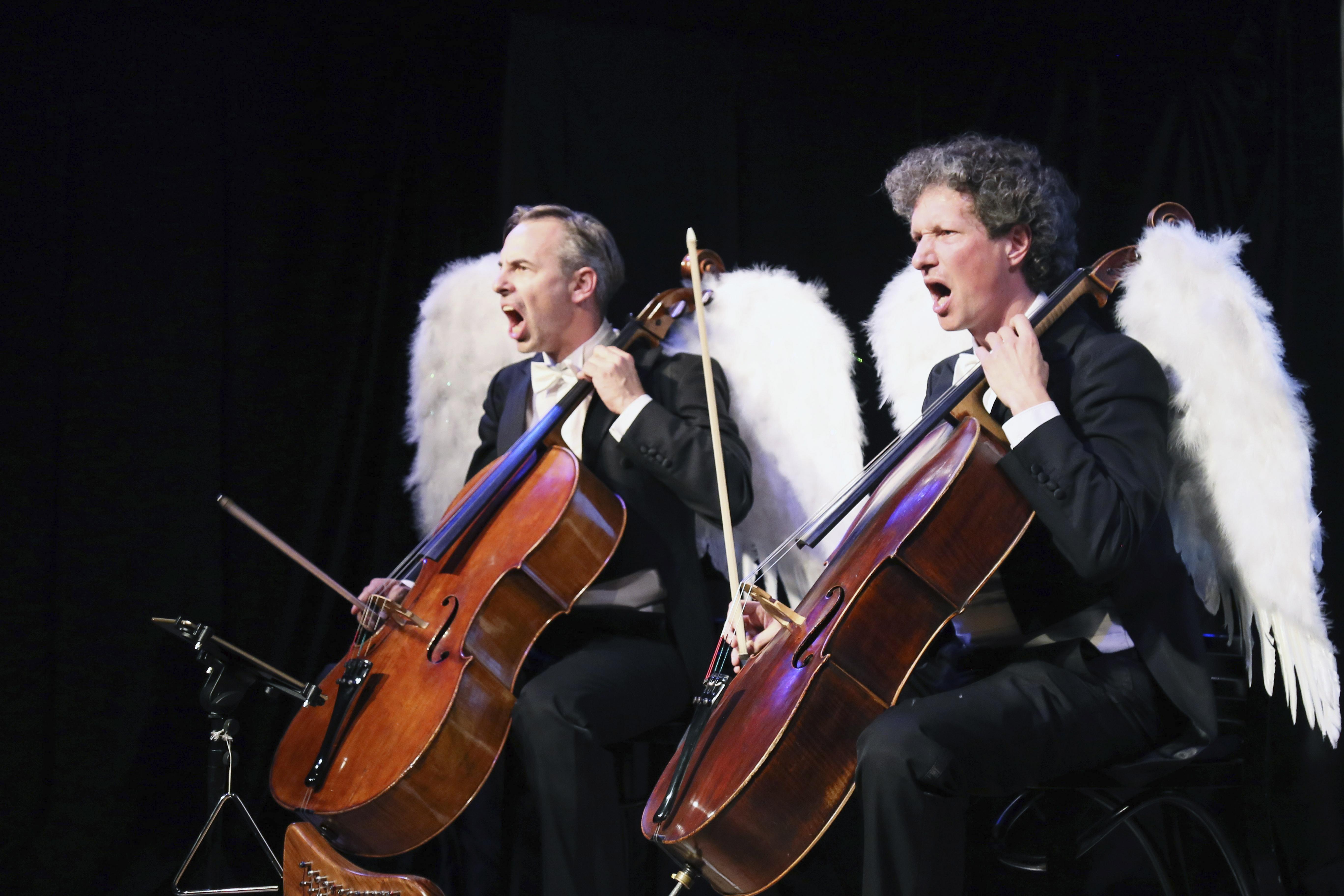 DuoCalva - Cellocomedy