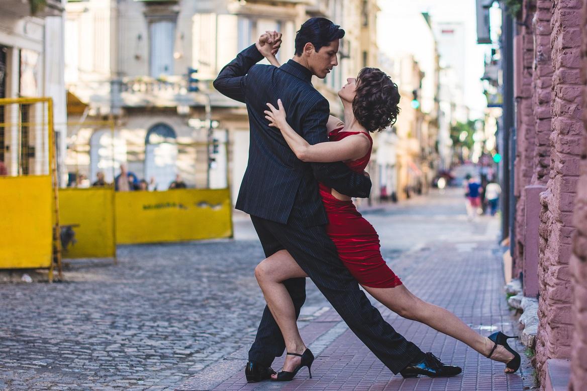 Tangoferien mit Rafael Herbas und Lea Graber