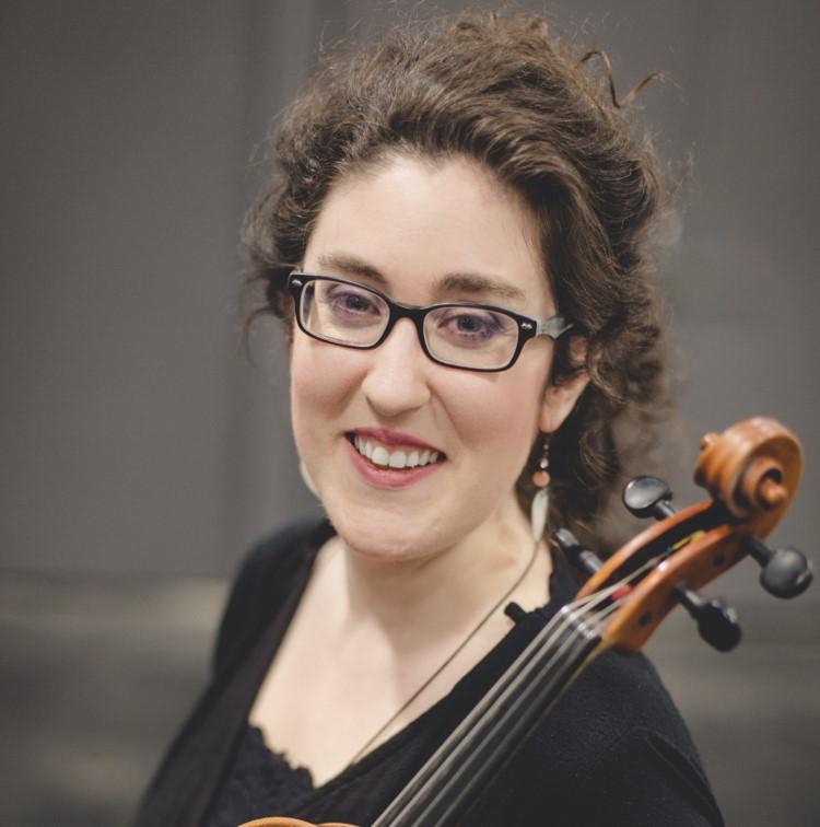 Tabea Kämpf, Bratsche / Barbara Hürlimann, Geige / Reto Reichenbach, Klavier