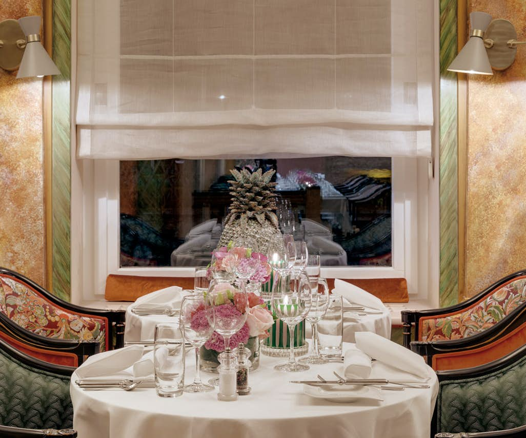 Restaurant Weihnachtsessen.Morosani Hotels Davos Weihnachtsessen Im Pöstli Restaurant